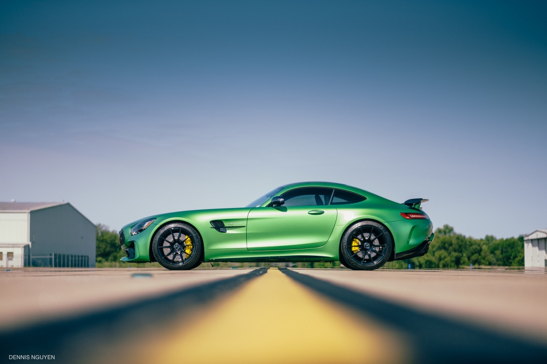 Mercedes-Benz AMG GTR Green Hell-10