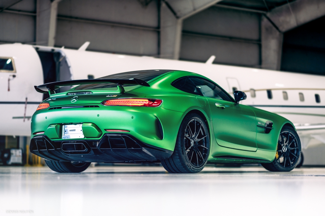 Mercedes-Benz AMG GTR Green Hell-2
