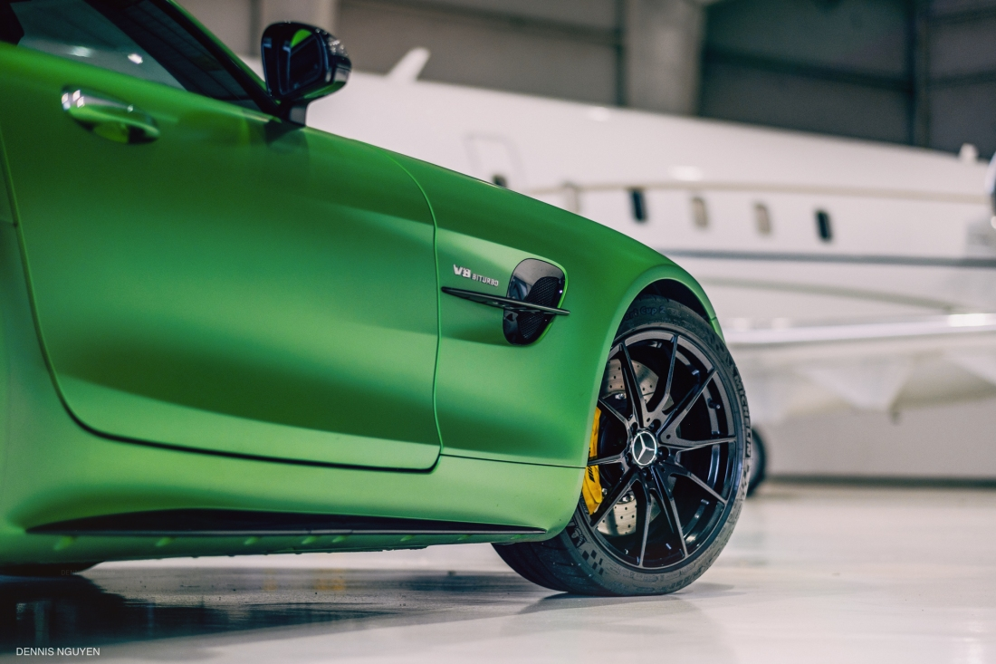 Mercedes-Benz AMG GTR Green Hell-3
